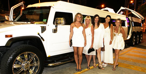 stretch hummer hire brisbane