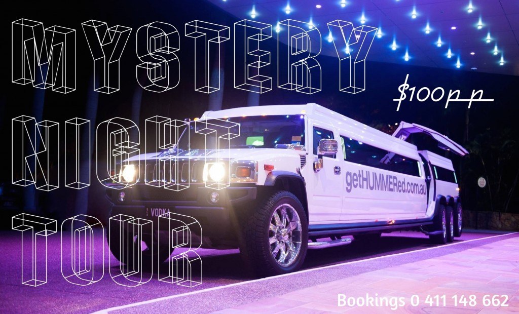 mystery night tour