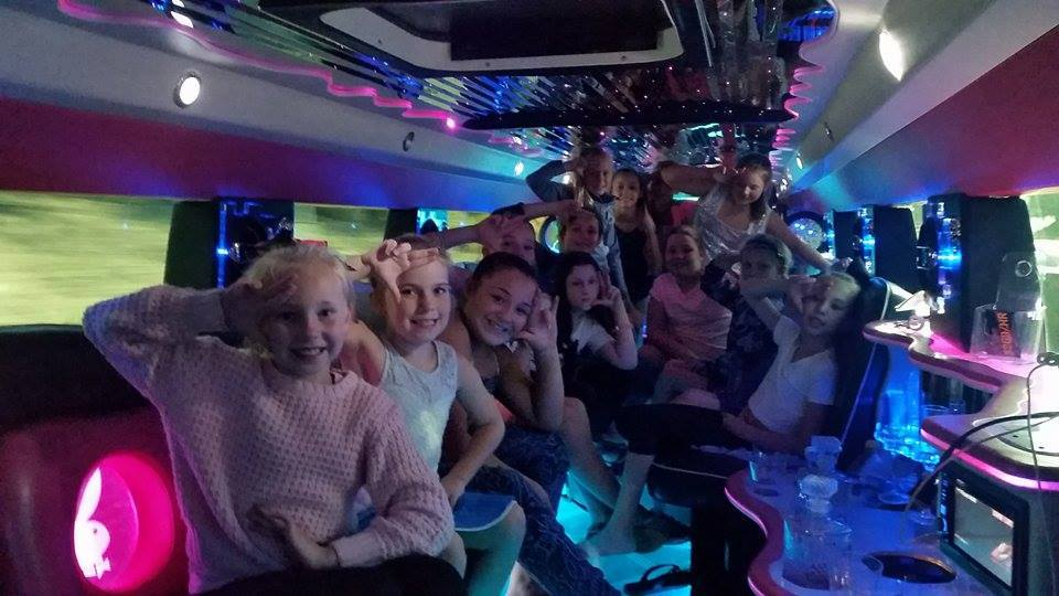 Kids Party Hummer Limousine